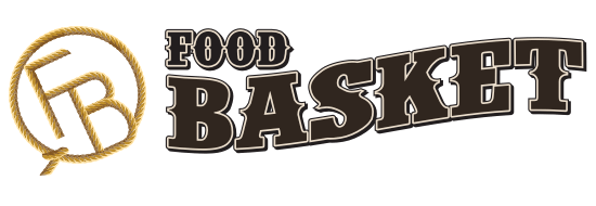 A theme logo of Food Basket Silver City